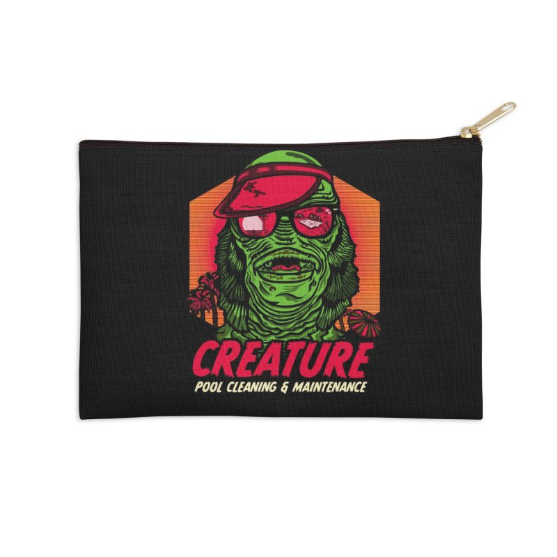 Creature Accessories Zip Pouch by malgusto