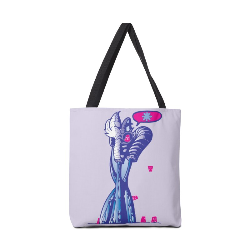 ROBOT Accessories Bag by MALLEUS ROCK ART LAB
