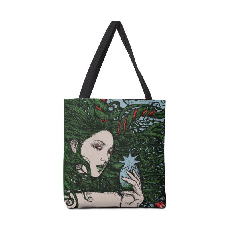 ISHTAR Accessories Bag by MALLEUS ROCK ART LAB