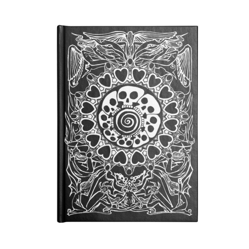 MALLEUS Accessories Notebook by MALLEUS ROCK ART LAB