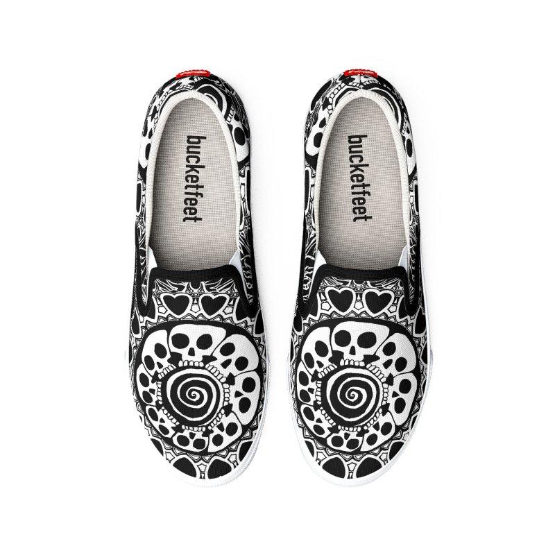 MALLEUS Women's Shoes by MALLEUS ROCK ART LAB