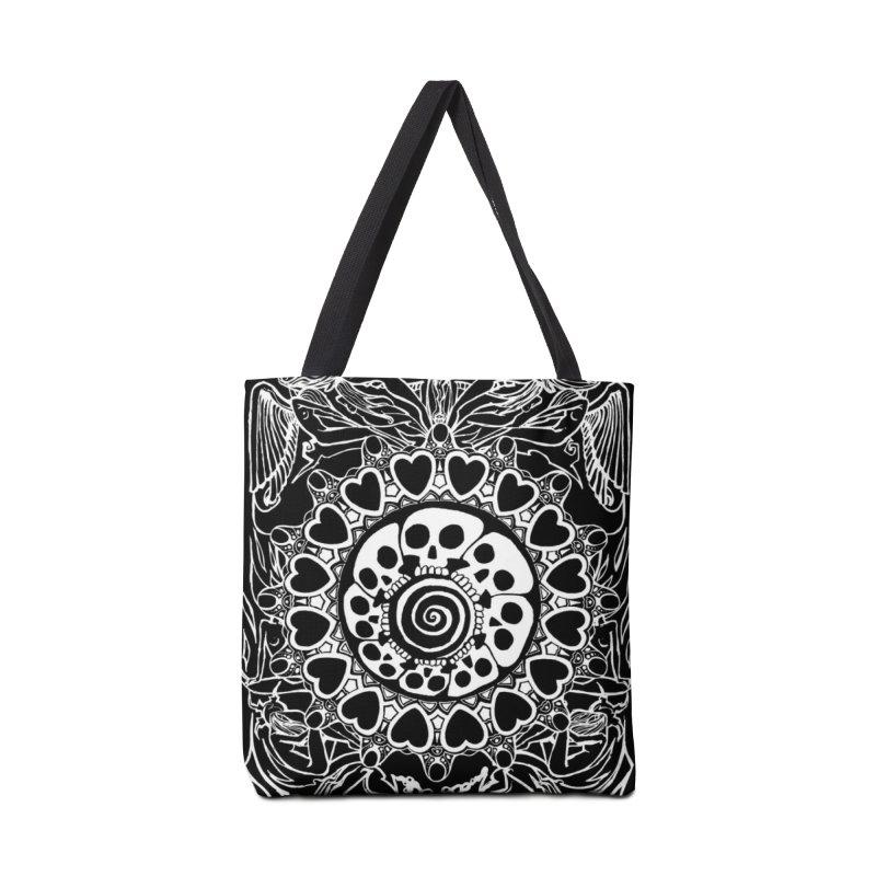 MALLEUS Accessories Bag by MALLEUS ROCK ART LAB