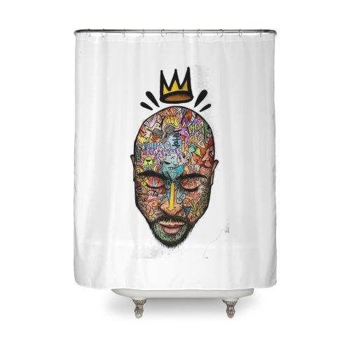 Shop Malos On Threadless Home Shower Curtain