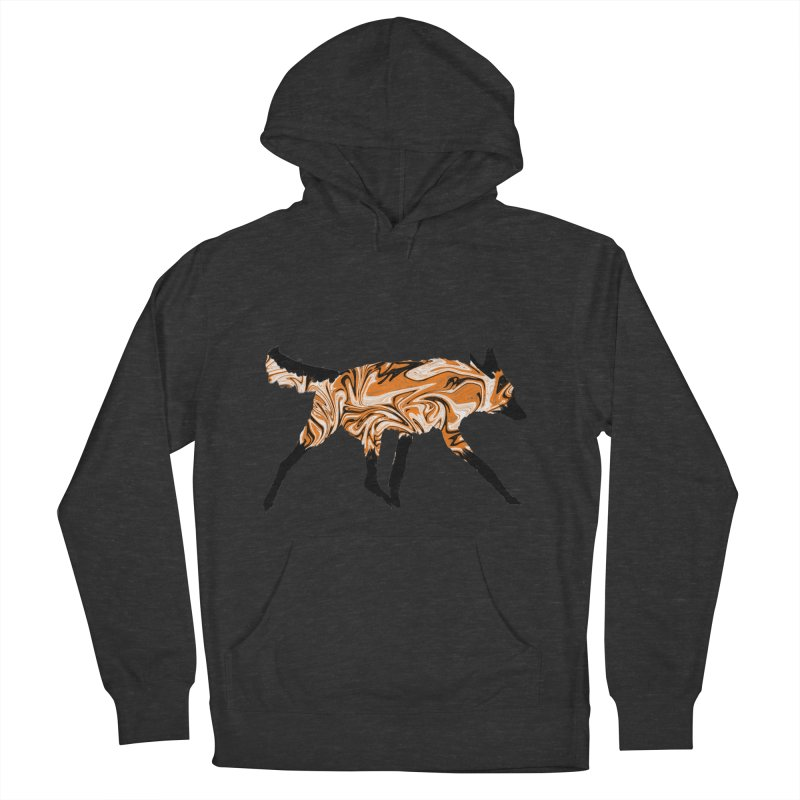 The Fox Women's Pullover Hoody by malsarthegreat's Artist Shop