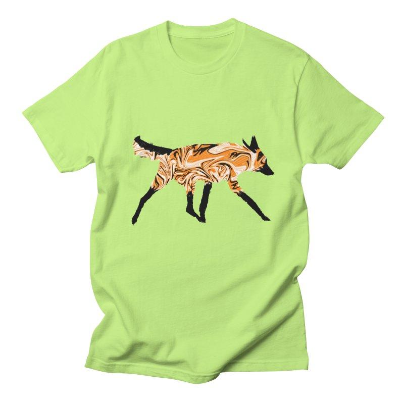 The Fox Women's Unisex T-Shirt by malsarthegreat's Artist Shop