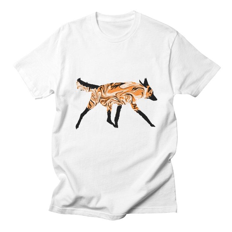 The Fox Men's T-Shirt by malsarthegreat's Artist Shop