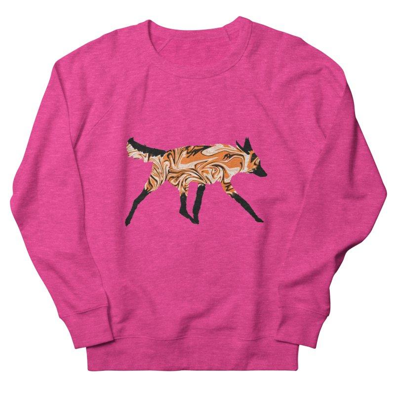 The Fox Men's Sweatshirt by malsarthegreat's Artist Shop