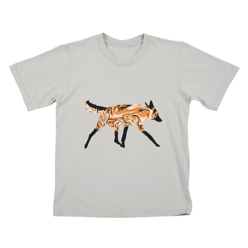 The Fox Kids T-shirt by malsarthegreat's Artist Shop