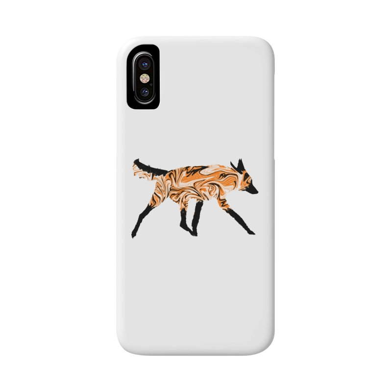 The Fox Accessories Phone Case by malsarthegreat's Artist Shop