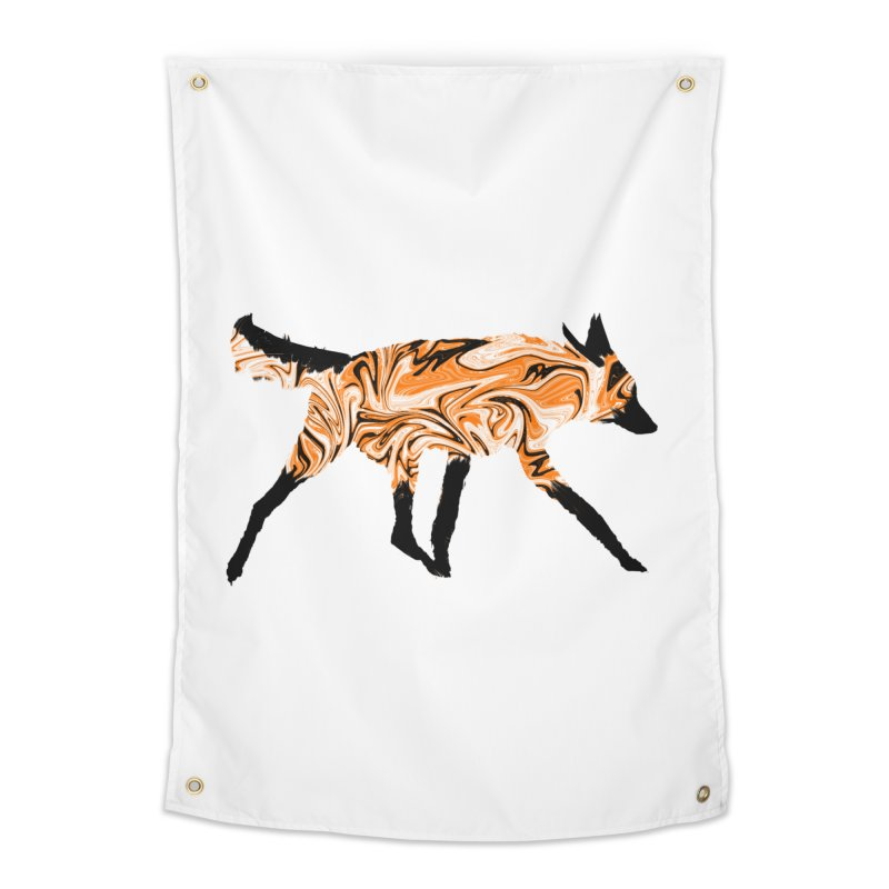 The Fox Home Tapestry by malsarthegreat's Artist Shop