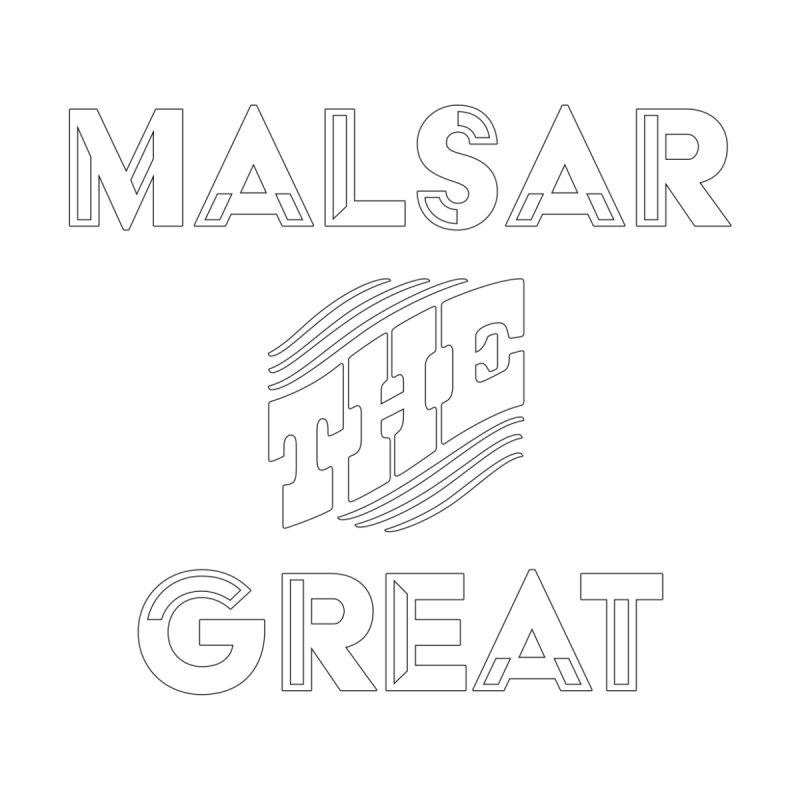 Malsar The Great Logo Men's Triblend T-shirt by malsarthegreat's Artist Shop