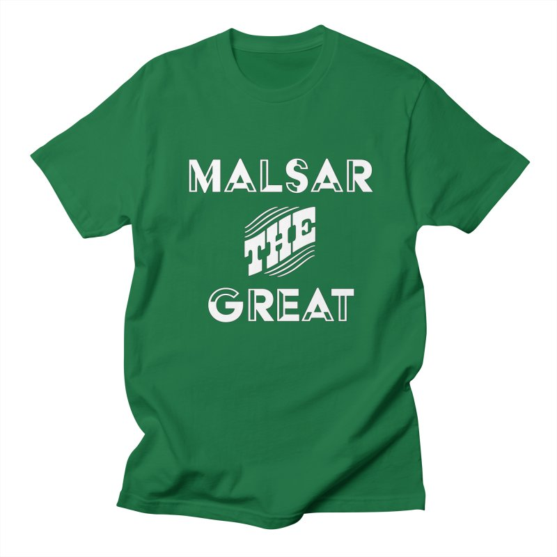Malsar The Great Logo Women's Unisex T-Shirt by malsarthegreat's Artist Shop