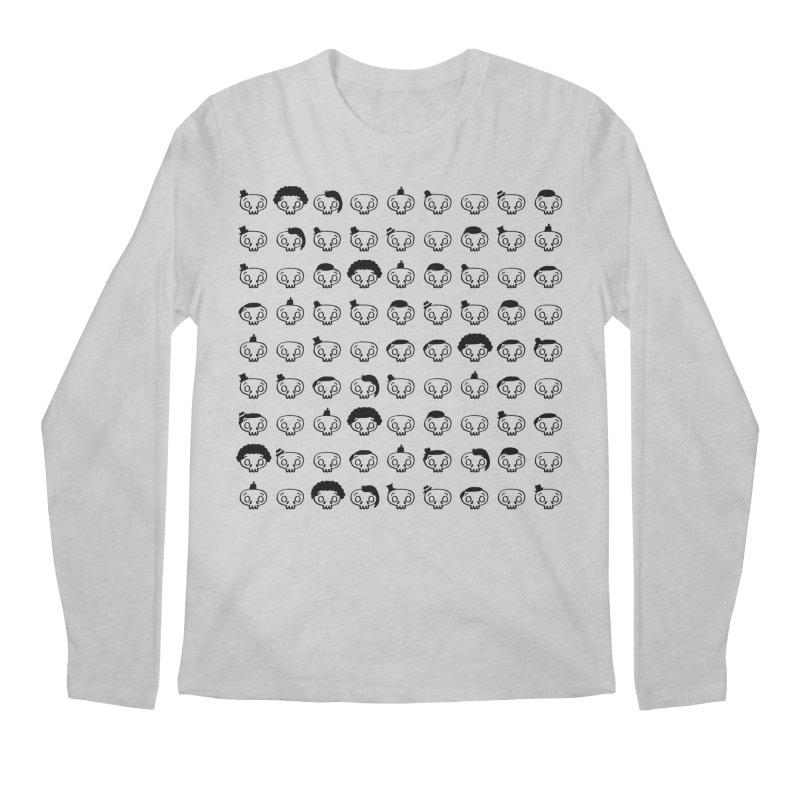 Many..Many Hats Men's Longsleeve T-Shirt by malsarthegreat's Artist Shop