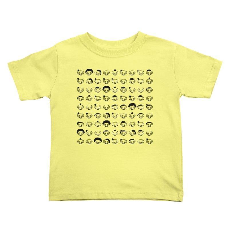 Many..Many Hats Kids Toddler T-Shirt by malsarthegreat's Artist Shop