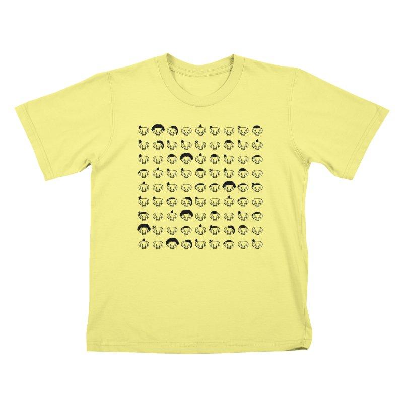 Many..Many Hats Kids T-shirt by malsarthegreat's Artist Shop