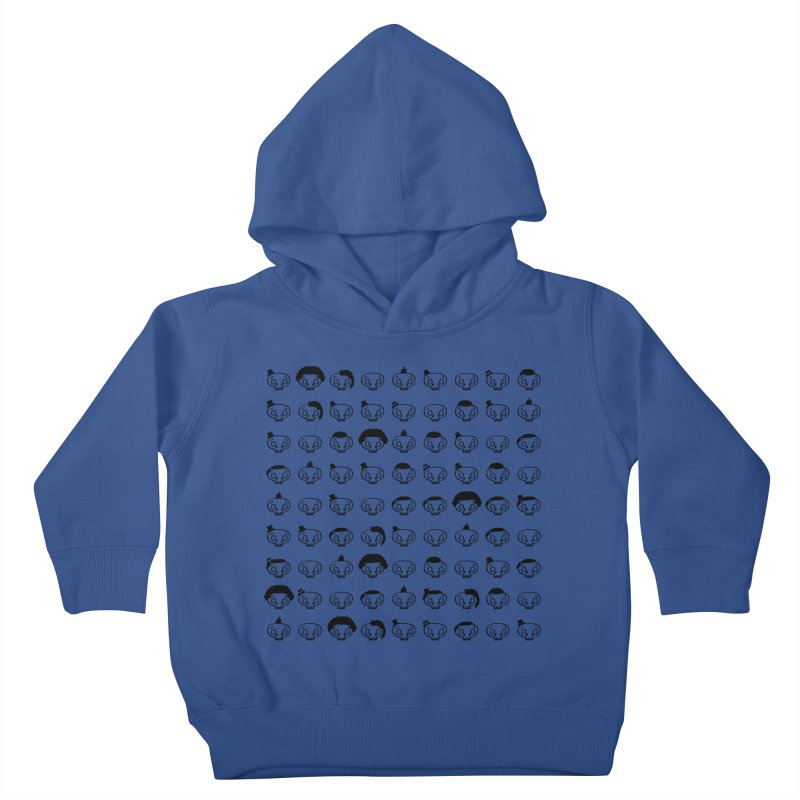 Many..Many Hats Kids Toddler Pullover Hoody by malsarthegreat's Artist Shop