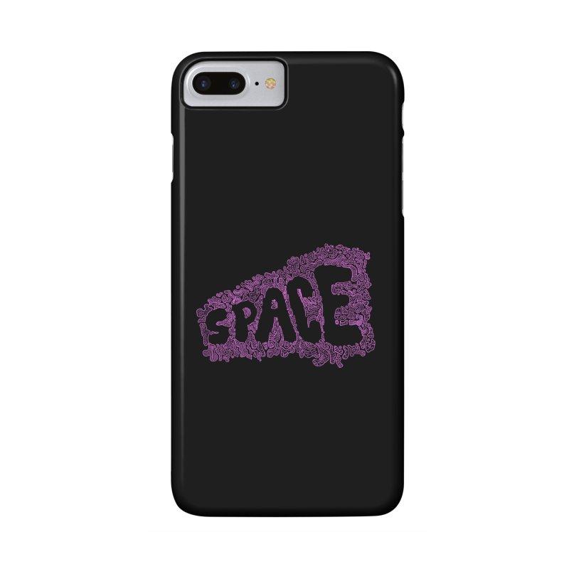 Negative Space (PINK) Accessories Phone Case by malsarthegreat's Artist Shop