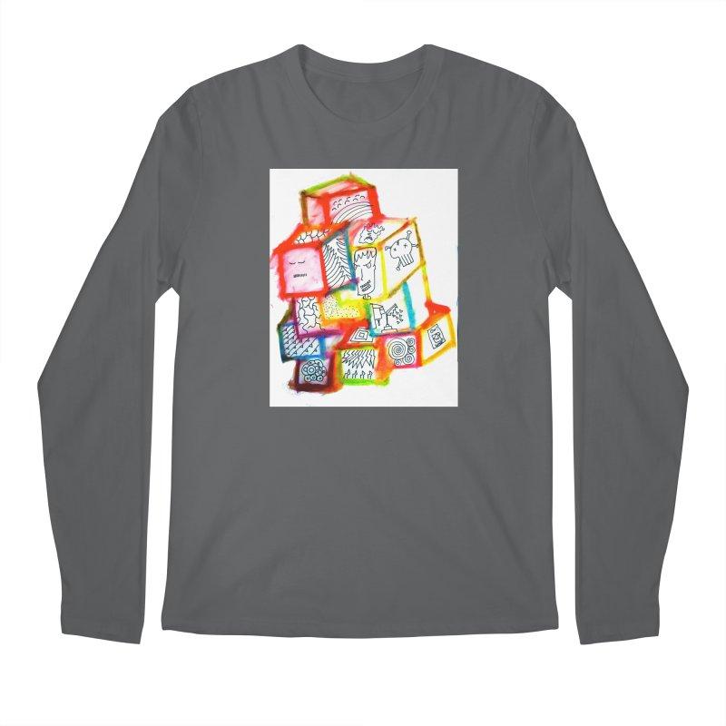 The Future Men's Longsleeve T-Shirt by maltzmania's Artist Shop