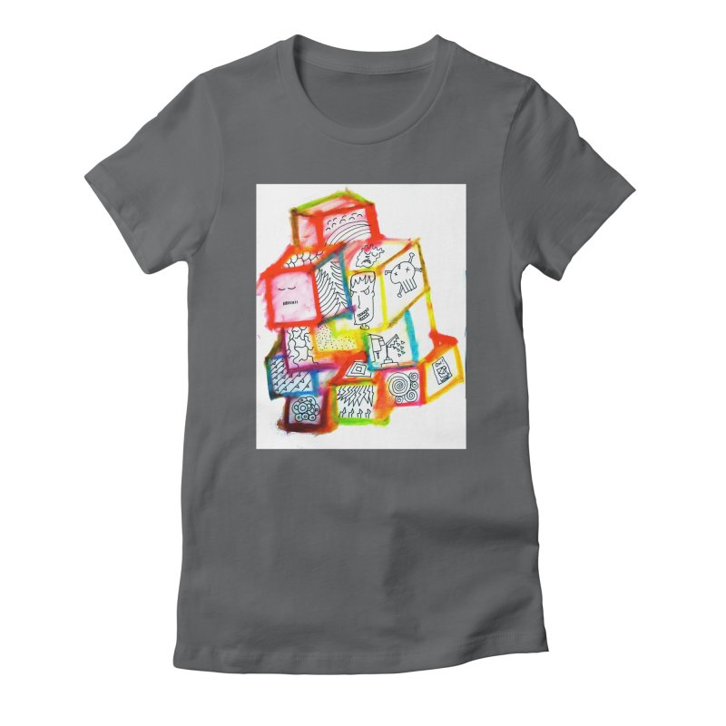 The Future Women's T-Shirt by maltzmania's Artist Shop