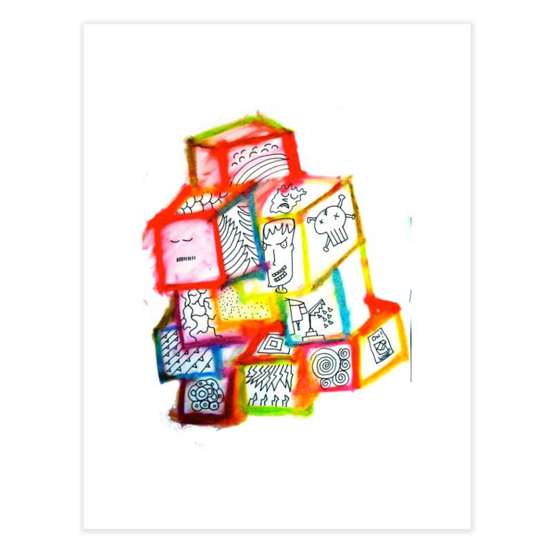 The Future Home Fine Art Print by maltzmania's Artist Shop