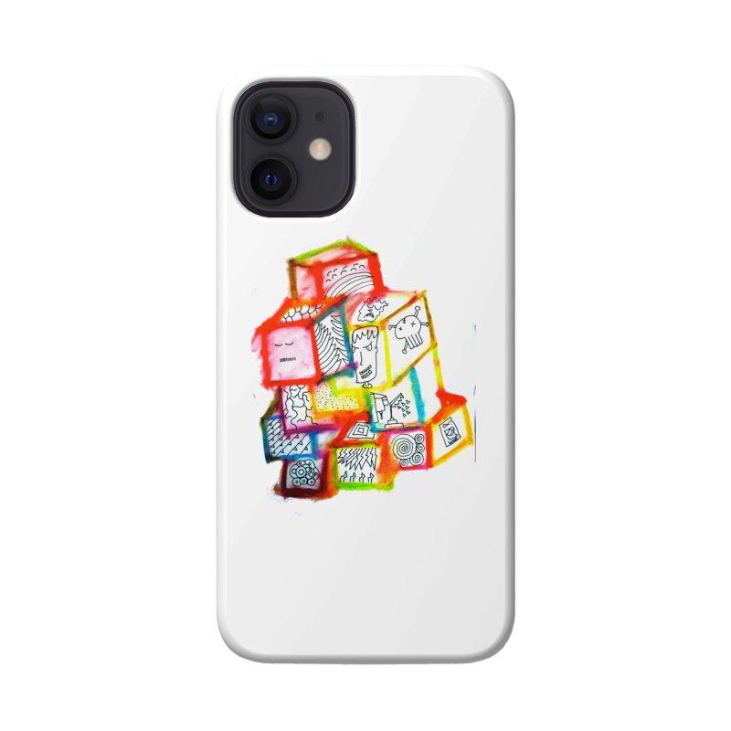 The Future Accessories Phone Case by maltzmania's Artist Shop