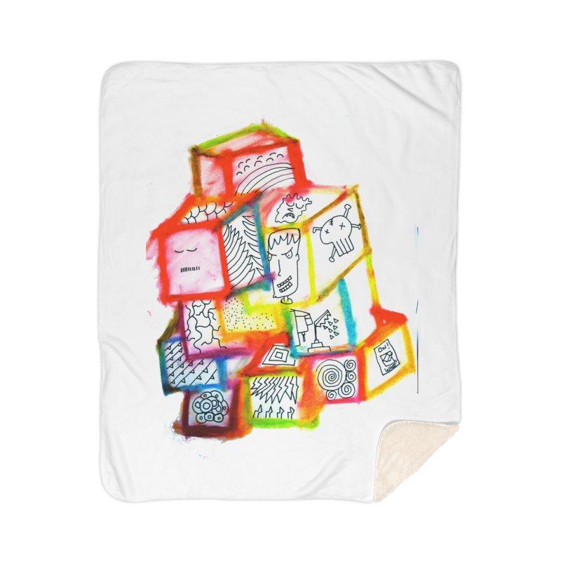 The Future Home Blanket by maltzmania's Artist Shop