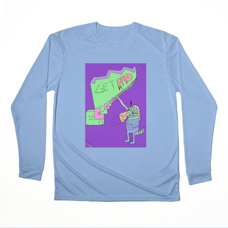 just terrible Women's Longsleeve T-Shirt by maltzmania's Artist Shop
