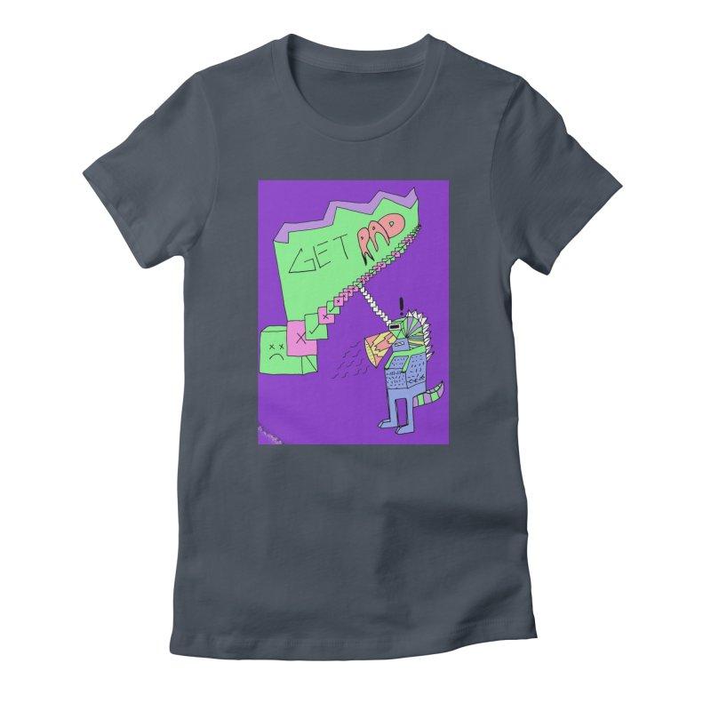 just terrible Women's T-Shirt by maltzmania's Artist Shop
