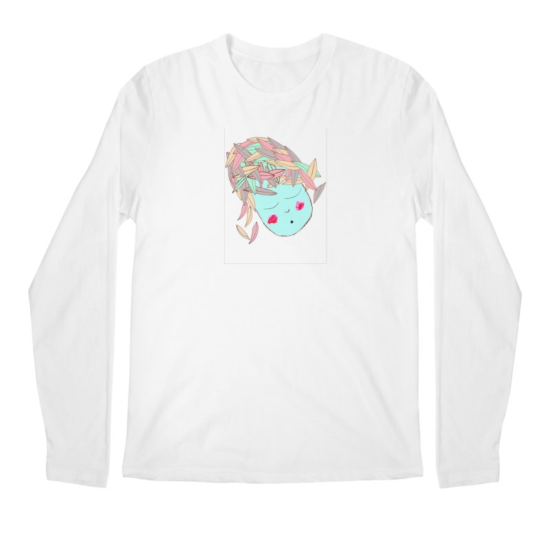 FALL SUXZ Men's Longsleeve T-Shirt by maltzmania's Artist Shop