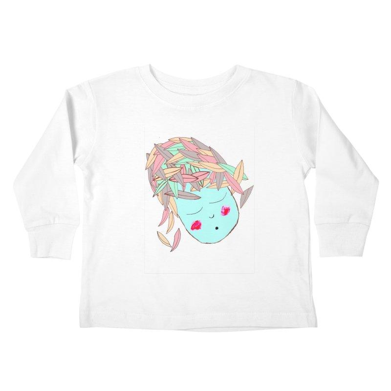 FALL SUXZ Kids Toddler Longsleeve T-Shirt by maltzmania's Artist Shop