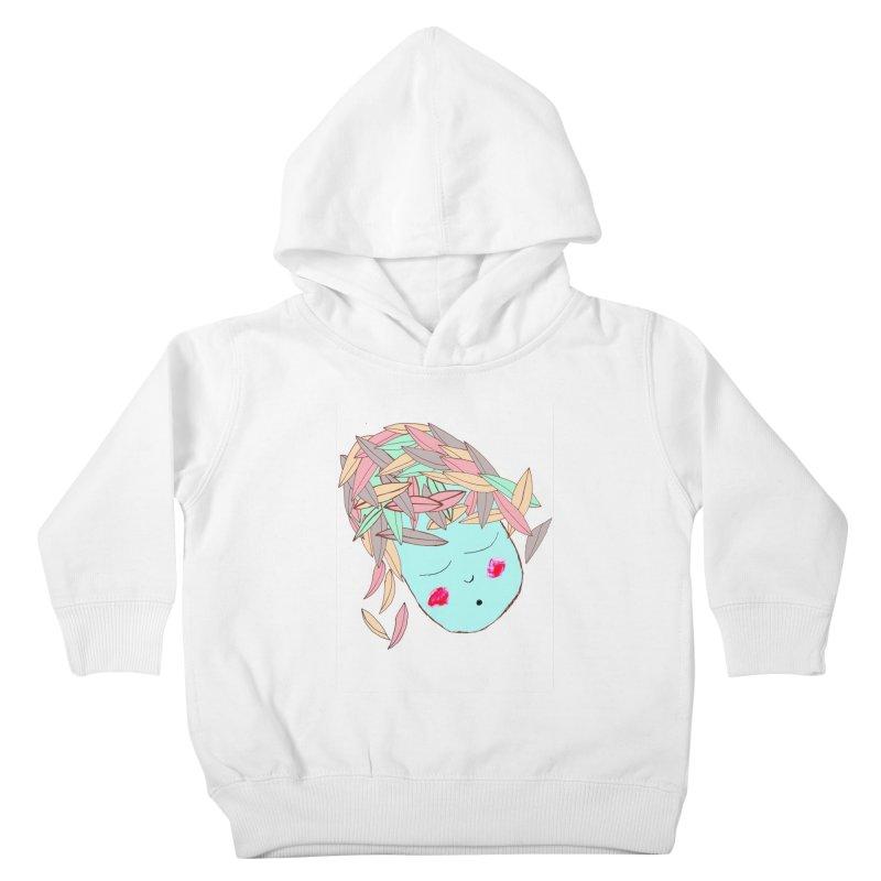FALL SUXZ Kids Toddler Pullover Hoody by maltzmania's Artist Shop