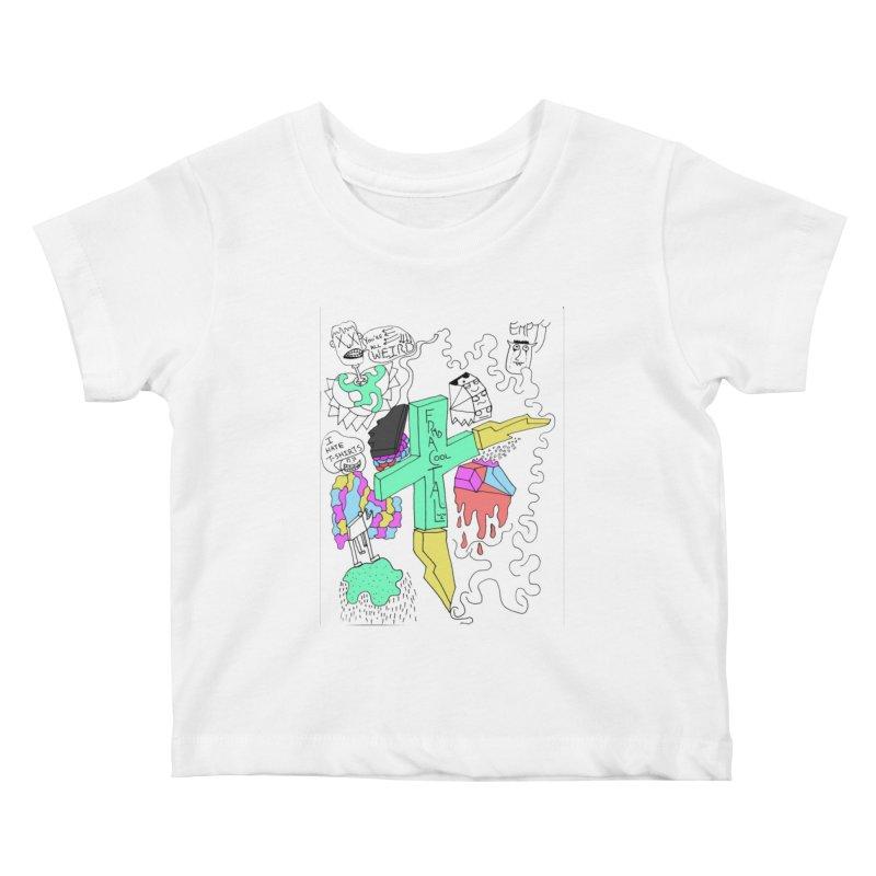YOUR NEW FAVOIRTE SHIRT Kids Baby T-Shirt by maltzmania's Artist Shop
