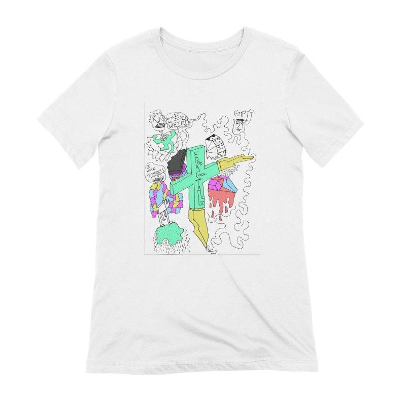 YOUR NEW FAVOIRTE SHIRT Women's T-Shirt by maltzmania's Artist Shop