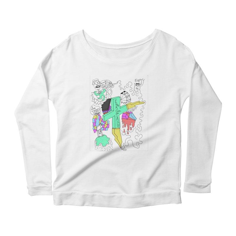 YOUR NEW FAVOIRTE SHIRT Women's Longsleeve T-Shirt by maltzmania's Artist Shop