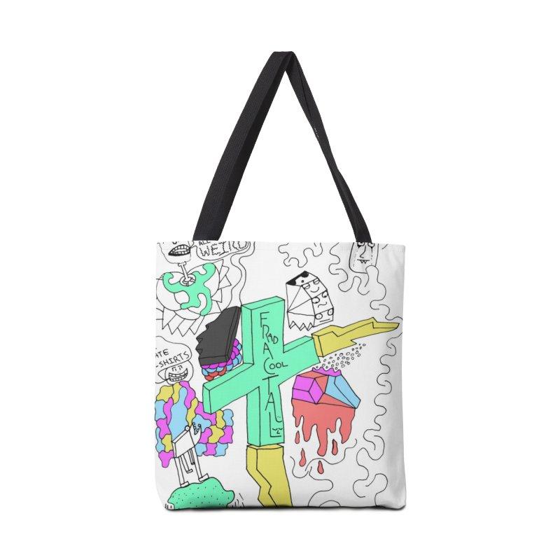 YOUR NEW FAVOIRTE SHIRT Accessories Bag by maltzmania's Artist Shop