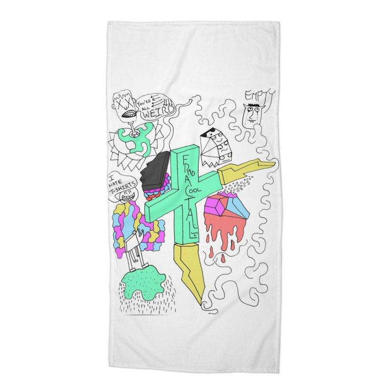 YOUR NEW FAVOIRTE SHIRT Accessories Beach Towel by maltzmania's Artist Shop