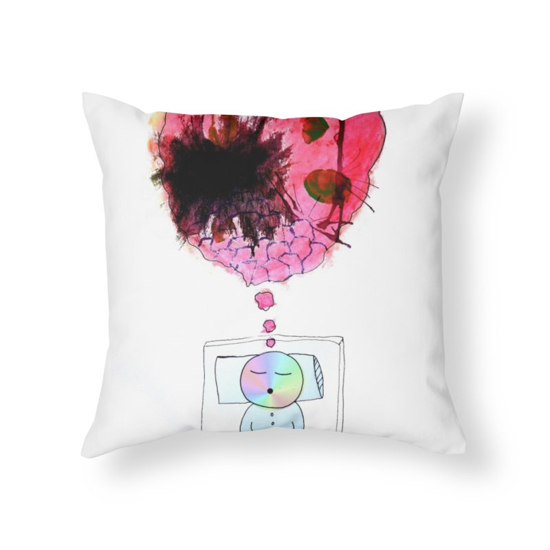 can this work Home Throw Pillow by maltzmania's Artist Shop