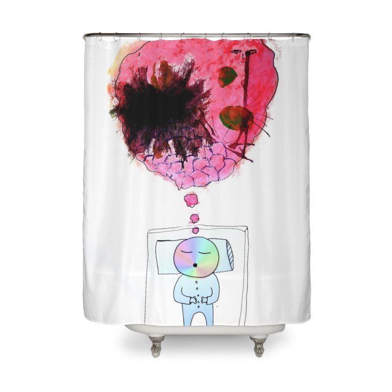 can this work Home Shower Curtain by maltzmania's Artist Shop