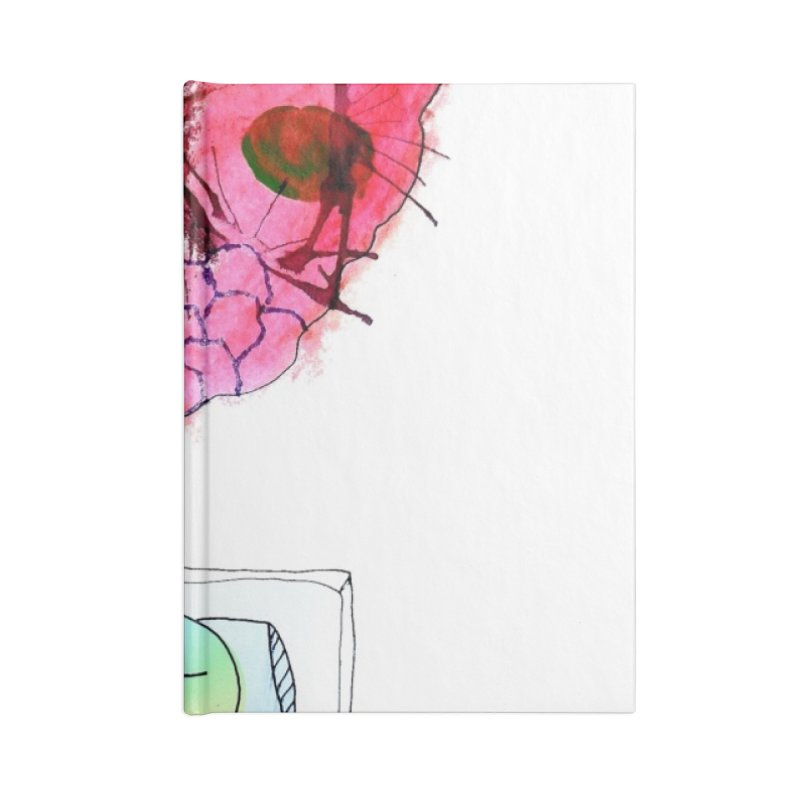 can this work Accessories Notebook by maltzmania's Artist Shop