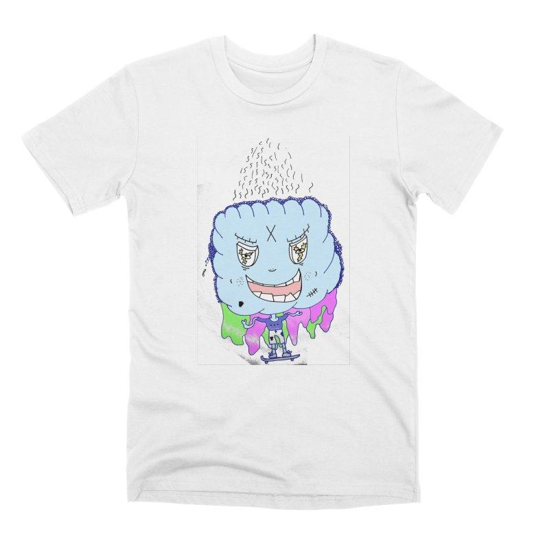 CLOUD GUY Men's T-Shirt by maltzmania's Artist Shop