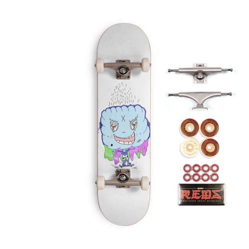 CLOUD GUY Accessories Skateboard by maltzmania's Artist Shop
