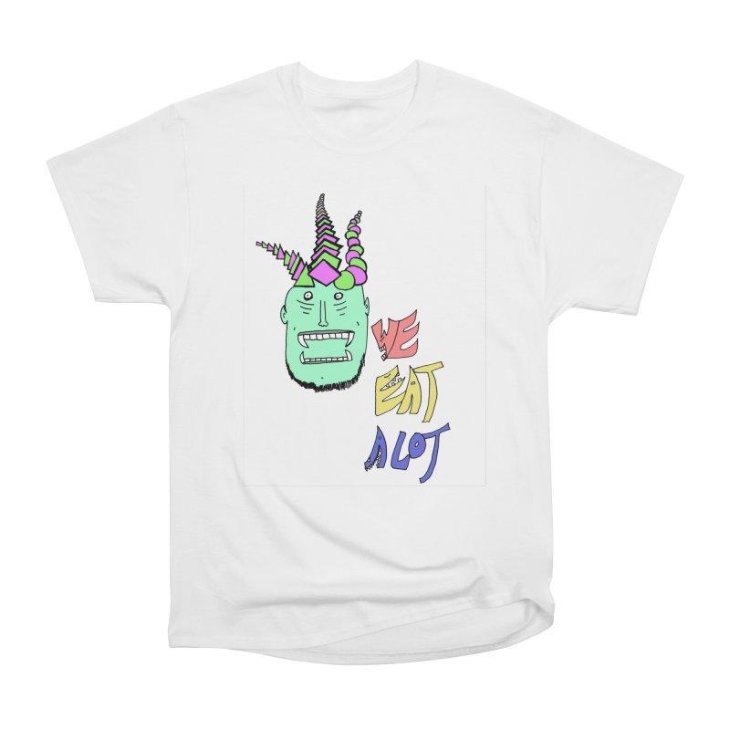 WE DO THOUGH Women's T-Shirt by maltzmania's Artist Shop