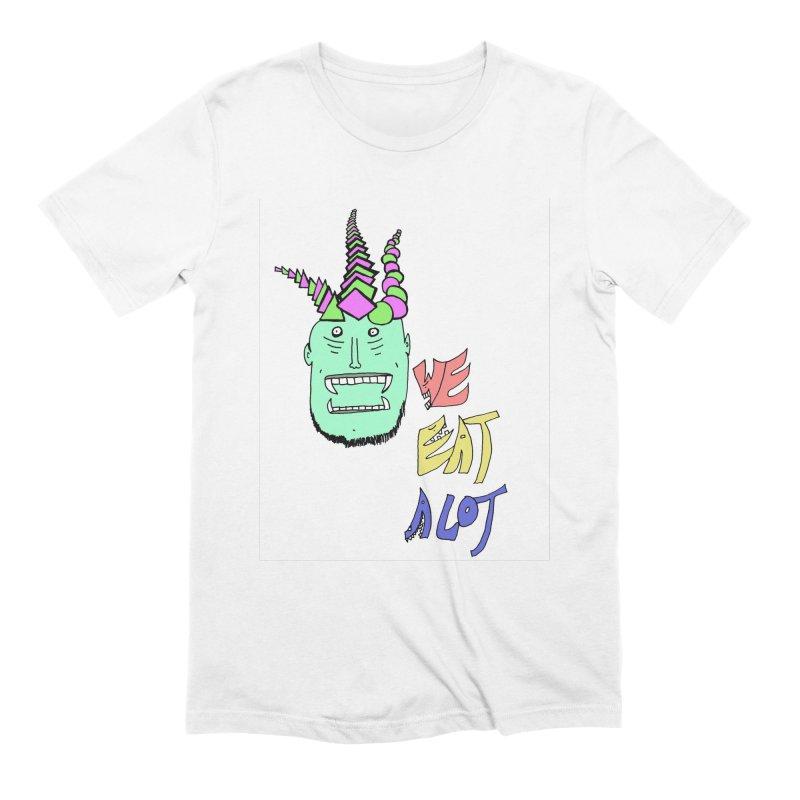 WE DO THOUGH Men's T-Shirt by maltzmania's Artist Shop