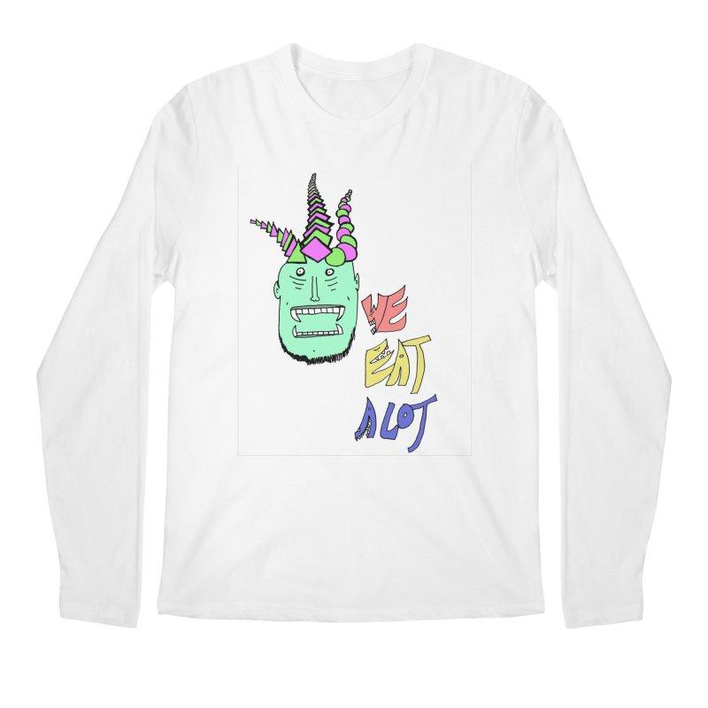 WE DO THOUGH Men's Longsleeve T-Shirt by maltzmania's Artist Shop