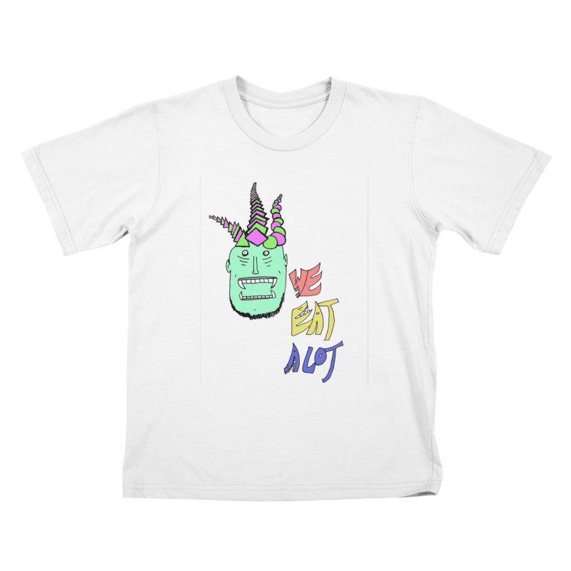 WE DO THOUGH Kids T-Shirt by maltzmania's Artist Shop