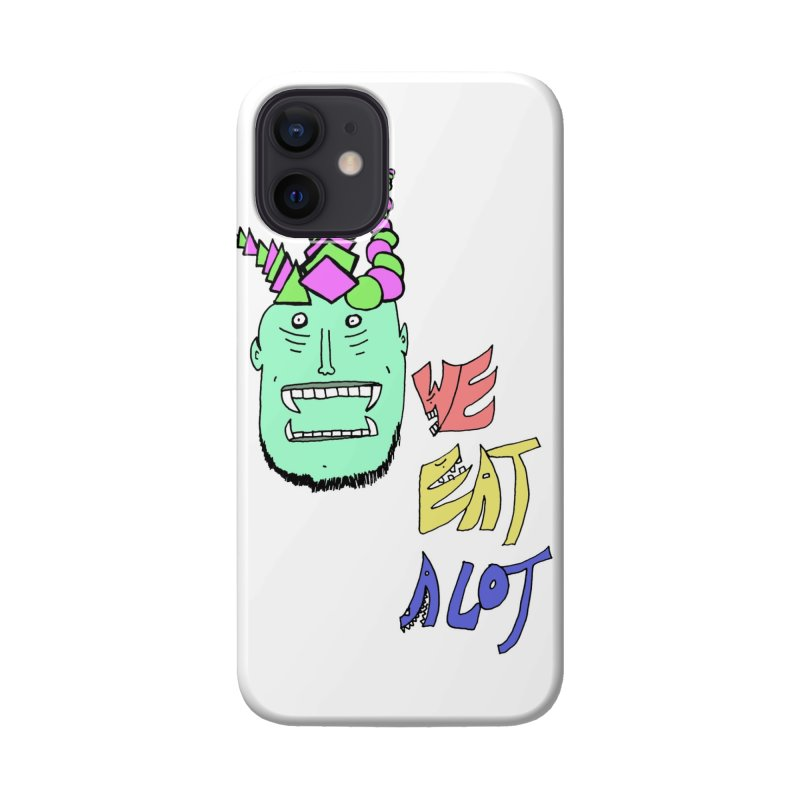 WE DO THOUGH Accessories Phone Case by maltzmania's Artist Shop