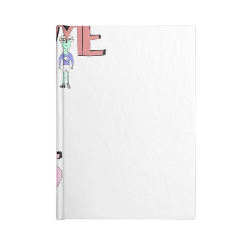 it's CUTE Accessories Notebook by maltzmania's Artist Shop