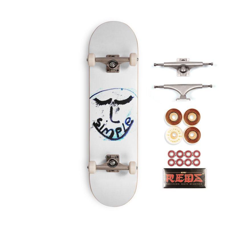i haven't seen john wick Accessories Skateboard by maltzmania's Artist Shop