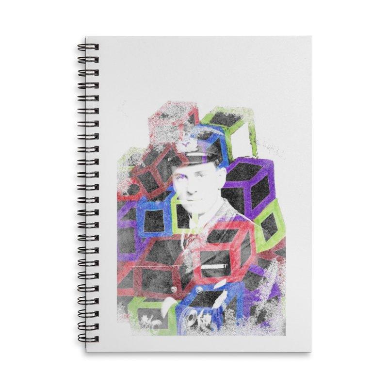Pie lut Accessories Notebook by maltzmania's Artist Shop