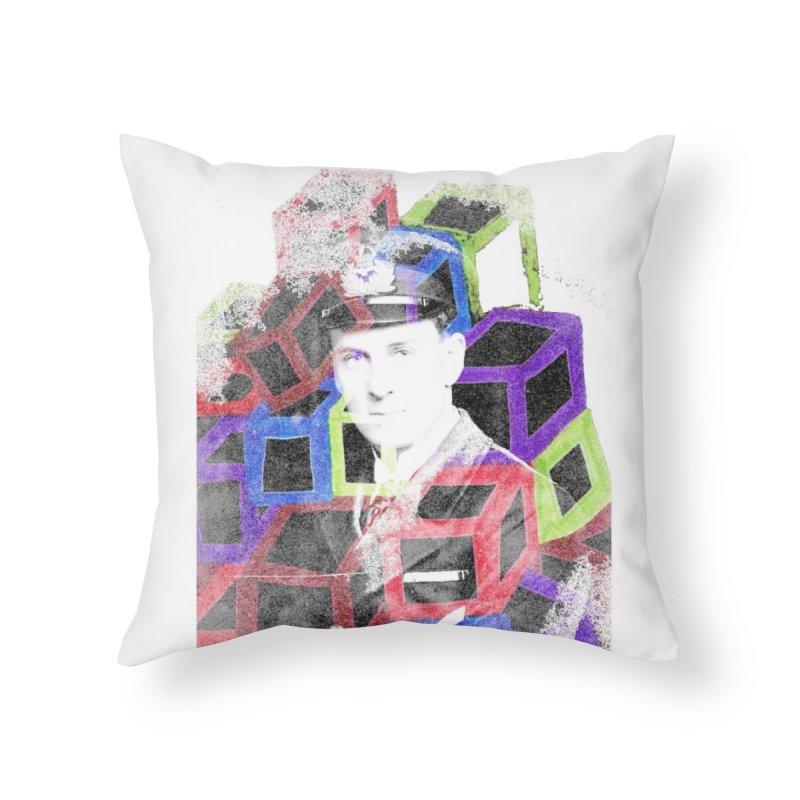 Pie lut Home Throw Pillow by maltzmania's Artist Shop